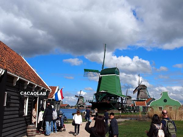 CacaoLab Zaans Gedaan bei Zaanse Schans in Laag Holland