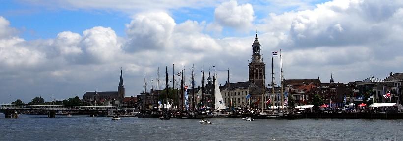 Hanzedagen & Hanse 2017 in Kampen