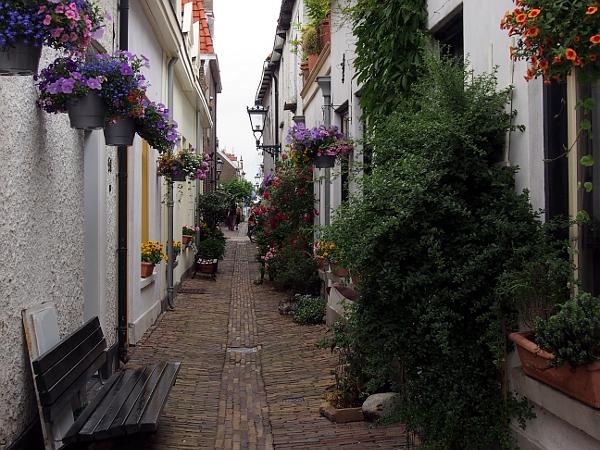Idylle in der Hansestadt Kampen