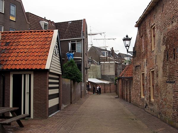 Stadtrundgang durch Kampen während der Hanse 2017