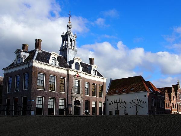 Rathaus in Edam