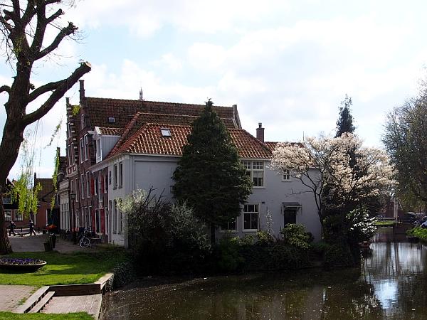 Strasse zwischen Käsemarkt und Grote Kerk