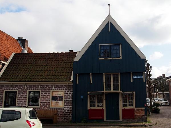 das älteste Haus von Edam