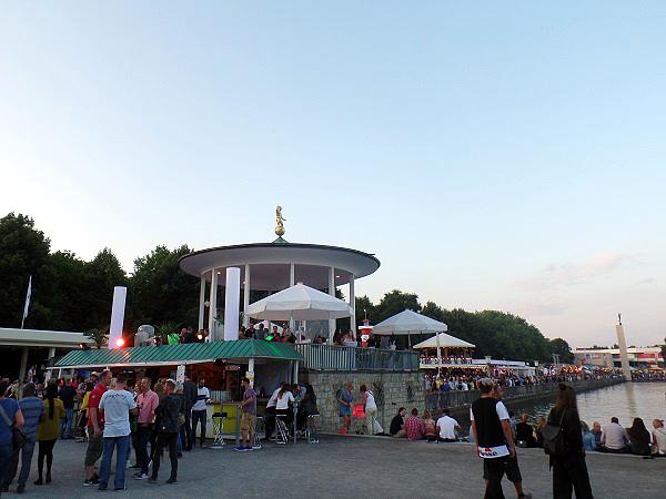 Maschseefest in Hannover