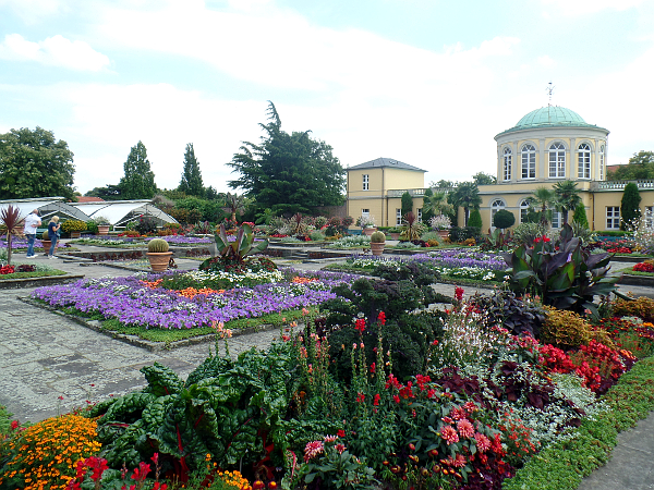 Botanischer Garten von Herrenhausen