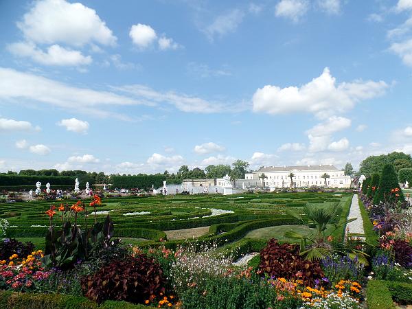 Schloß & Gärten in Herrenhausen
