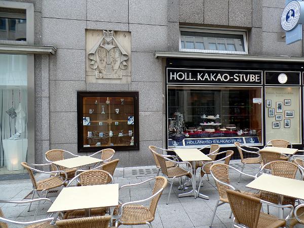 Holländische Kakaostube in Hannover