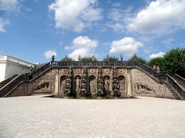 Grotte im Schloss Herrenhausen