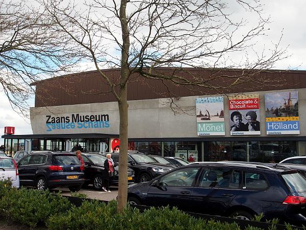 Zaanse Museum an der Zaanse Schans