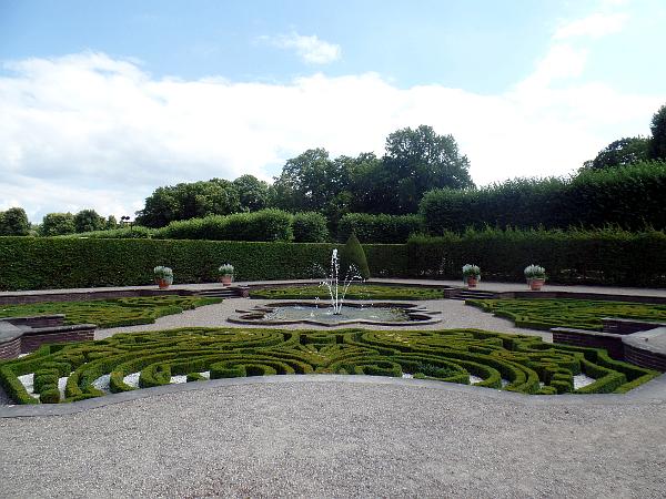 in den Gärten von Herrenhausen