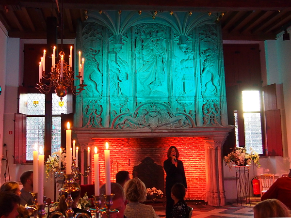 Begrüßung zur BrabantNacht in Bergen op Zoom