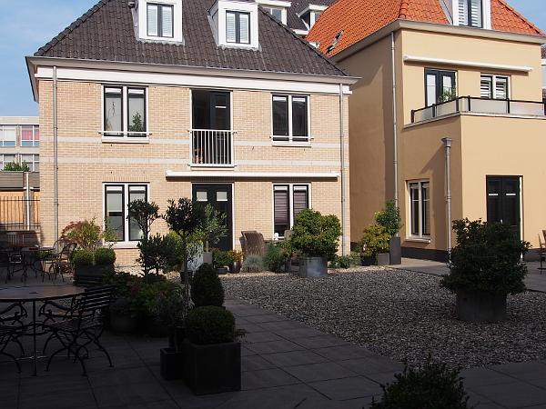 De Engelse Hof - ein moderner hofje in Bergen op Zoom