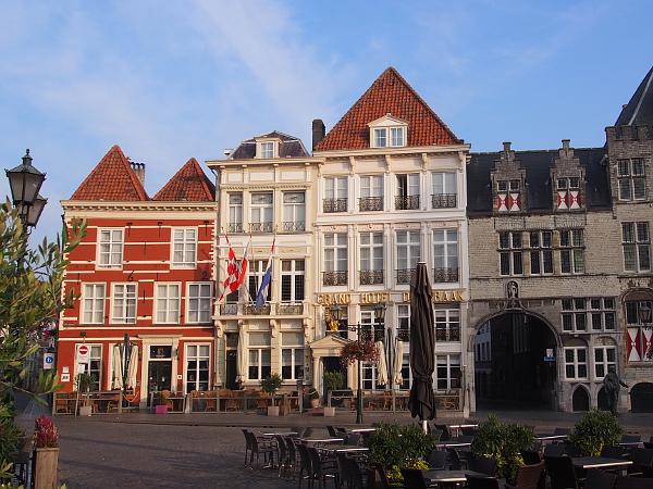 Grandhotel De Draak in Bergen op Zoom