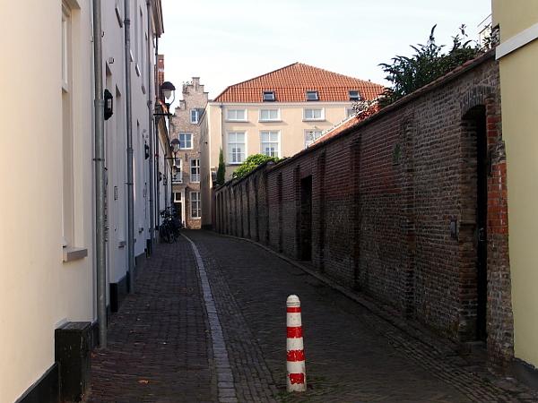 Stadtrundgang durch Bergen op Zoom