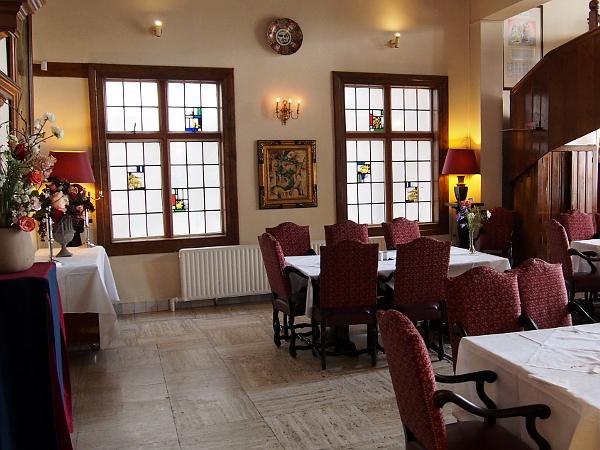 im Grandhotel De Draak in Bergen op Zoom