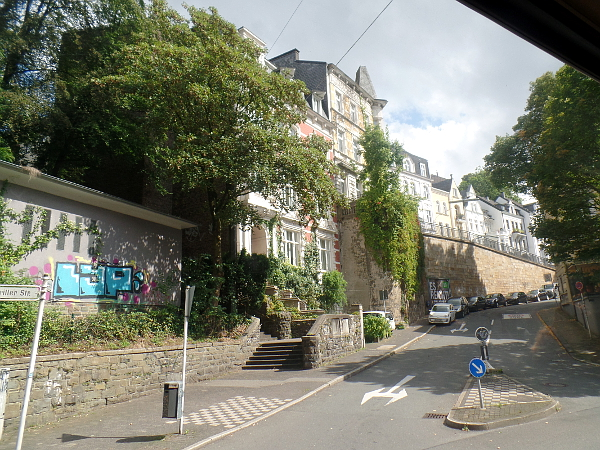 Briller Viertel in Wuppertal