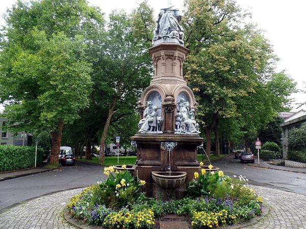 Märchenbrunnen im Wuppertal