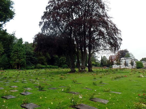 niederländisch-reformierter Friedhof in Wuppertal