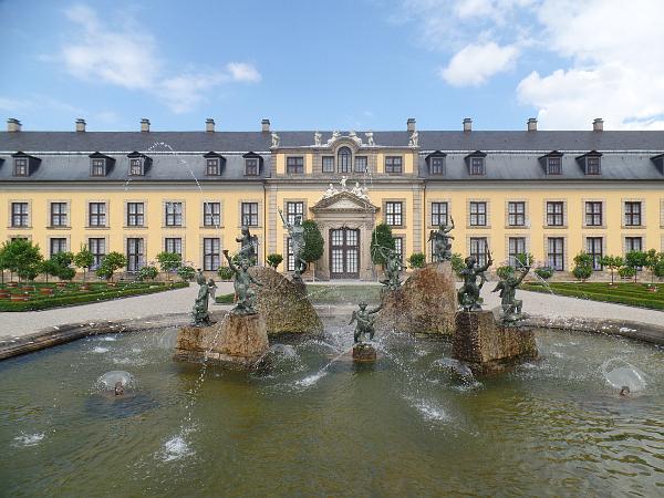 Schloss Herrenhausen - Hannover für Niederländer