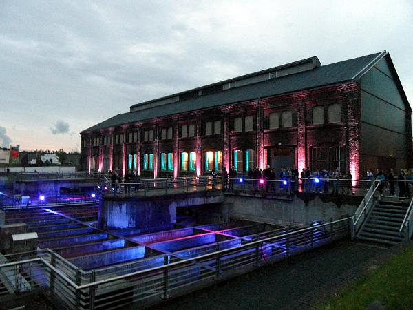 5 Jahre Niederlandeblog: ExtraSchicht Jahrhunderthalle Bochum