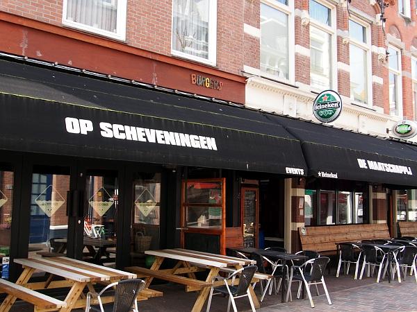 Restaurant Maatschappij in Scheveningen