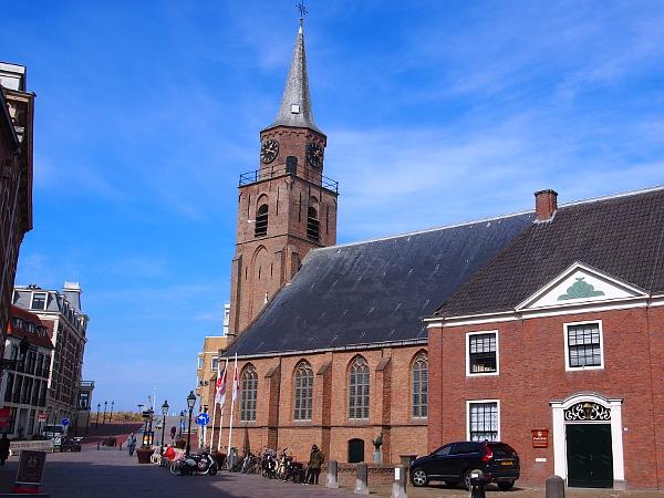 Scheveningen Dorp/Dorf