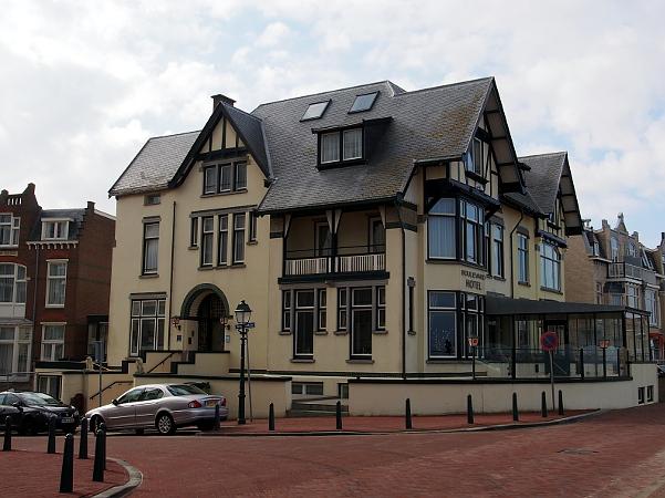 Bäderarchitektur in Scheveningen