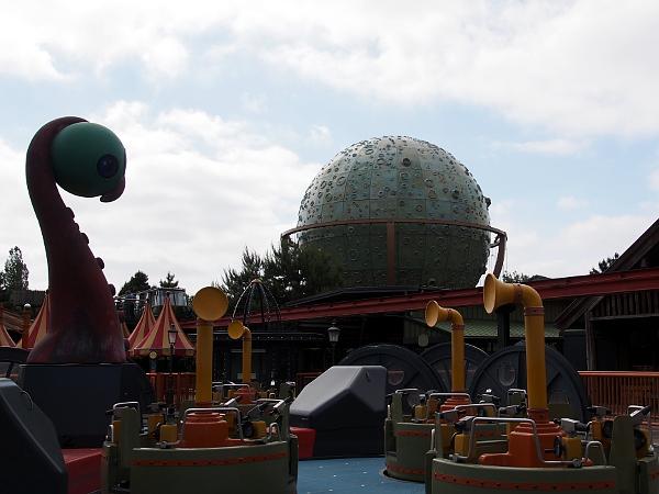 55 Jahre Freizeitpark Slagharen: Captain Nemo