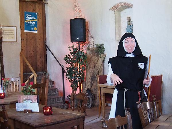 Erfgoedfestival 2018: Elisabeth von Geldern im Kloster Graefenthal
