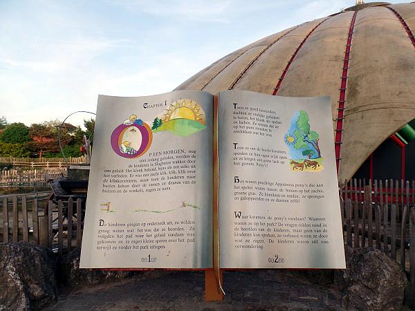 55 Jahre Freizeitpark Slagharen: das Märchen ist verschwunden
