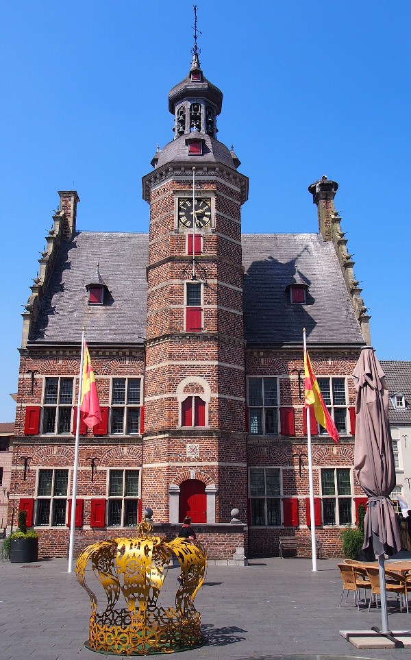 Erfgoedfestival 2018: Rathaus von Gennep