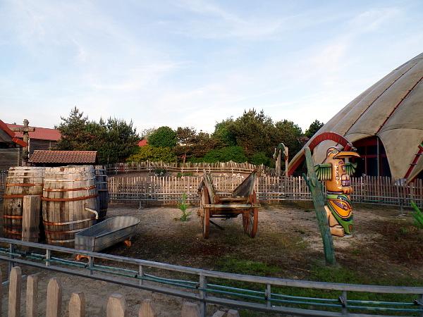 55 Jahre Freizeitpark Slagharen: der einstige Ponyhof