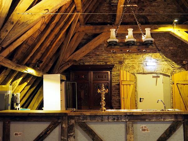 Erfgoedfestival 2018: Der Dachboden vom Kloster Graefenthal