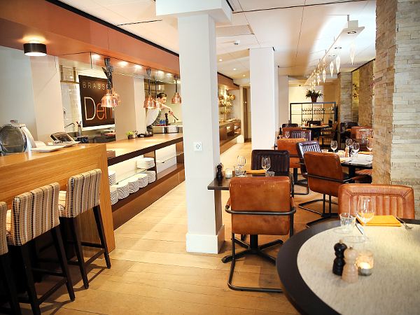 Landgoed Duin & Kruidberg Brasserie DenK