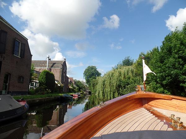 Bootstour durch Woerden