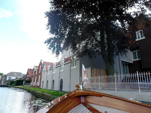 Best Western Woerden: Hotel mit Bootsanlegestelle