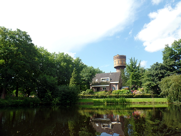 Wasserturm/Watertoren in Woerden