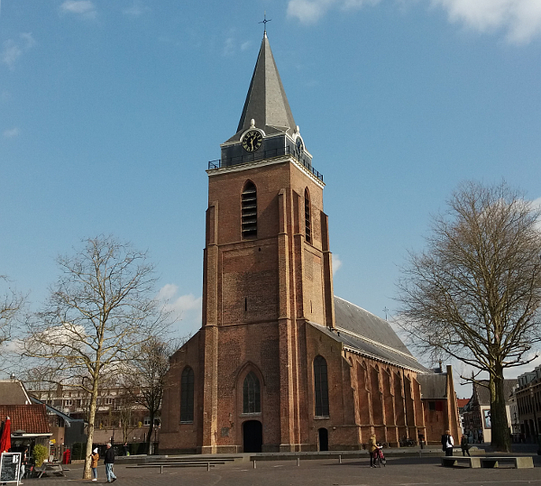 Petruskerk in Woerden