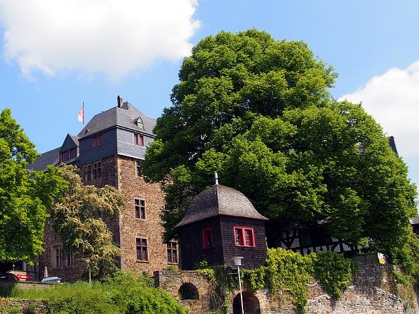 Schloss Burg bei Remscheid