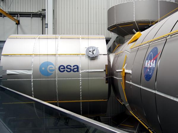 ISS in Bremen