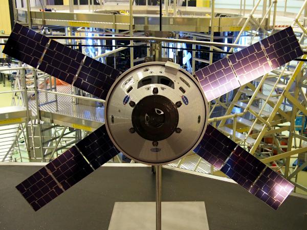 ruimtezonde Raumsonde Airbus Space Bremen