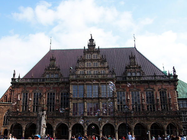stadhuis Rathaus Bremen