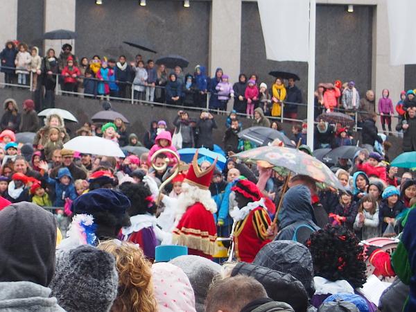 Sinterklaas in Nijmegen