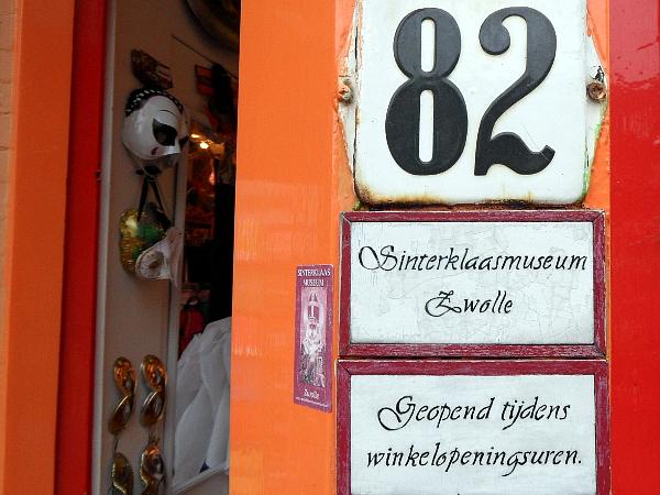 Sinterklaasmuseum Zwolle