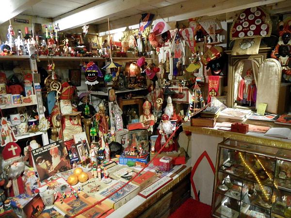 im Sinterklaasmuseum Zwolle
