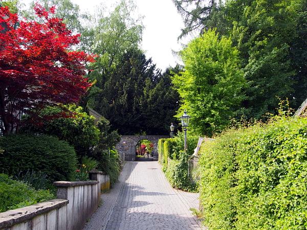 Idylle in Remscheid-Lennep