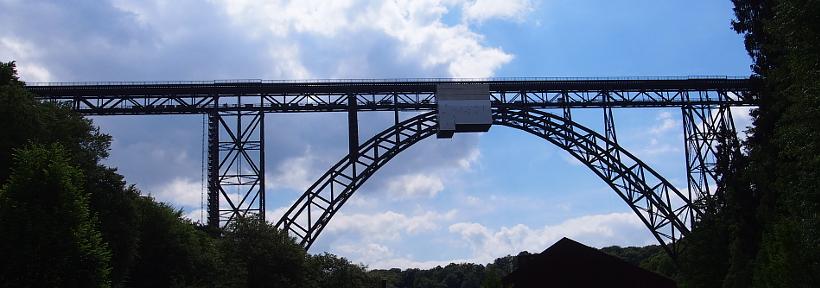Remscheid & Müngstener Brücke