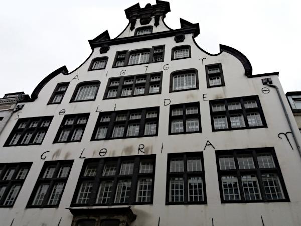 ältestes Patrizierhaus Deutschlands in Köln