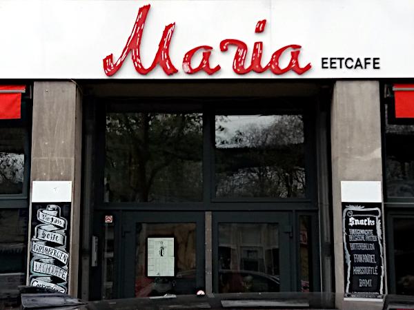Eetcafé Maria in Köln-Ehrenfeld