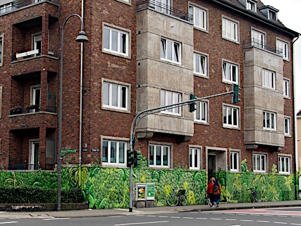 Streetart in Ehrenfeld
